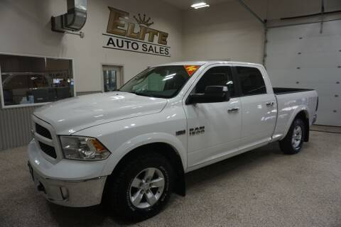 2014 RAM Ram Pickup 1500 for sale at Elite Auto Sales in Ammon ID