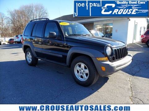 2005 Jeep Liberty for sale at Joe and Paul Crouse Inc. in Columbia PA