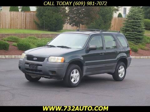 2003 Ford Escape for sale at Absolute Auto Solutions in Hamilton NJ