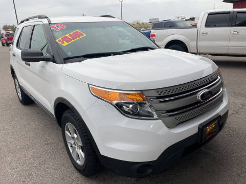 2013 Ford Explorer for sale at Top Line Auto Sales in Idaho Falls ID
