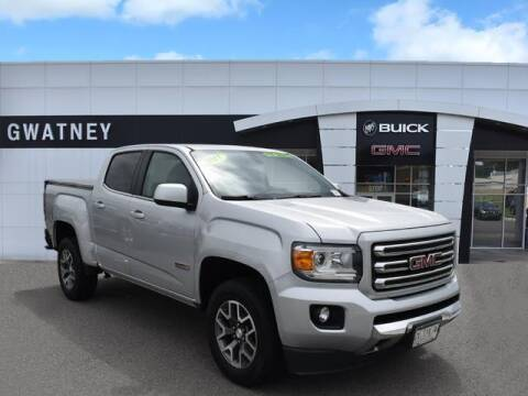 2017 GMC Canyon for sale at DeAndre Sells Cars in North Little Rock AR