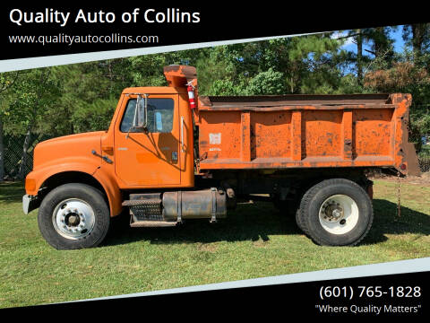 1992 International 4000 for sale at Quality Auto of Collins in Collins MS