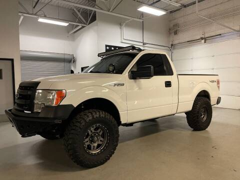 2014 Ford F-150 for sale at Arizona Specialty Motors in Tempe AZ