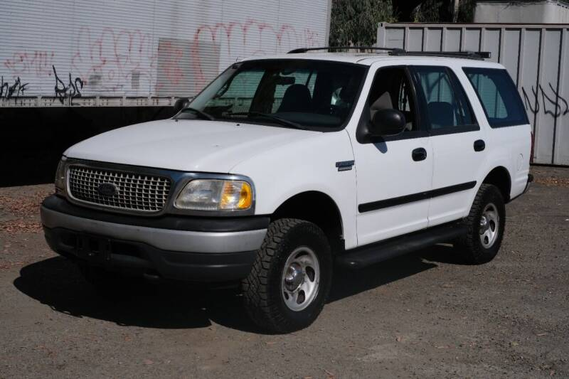 2000 Ford Expedition for sale at Sports Plus Motor Group LLC in Sunnyvale CA