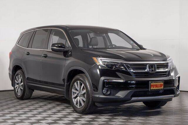 2020 Honda Pilot for sale at Washington Auto Credit in Puyallup WA