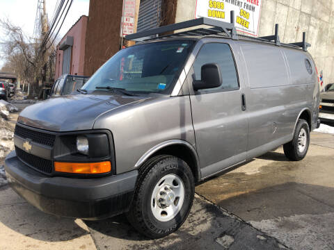 2012 Chevrolet Express Cargo for sale at Deleon Mich Auto Sales in Yonkers NY