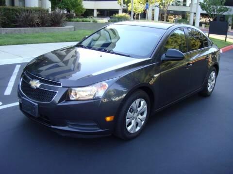 2014 Chevrolet Cruze for sale at UTU Auto Sales in Sacramento CA