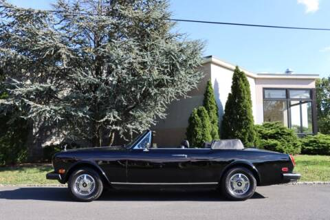 1982 Rolls-Royce Corniche for sale at Gullwing Motor Cars Inc in Astoria NY