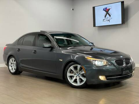 2009 BMW 5 Series for sale at TX Auto Group in Houston TX