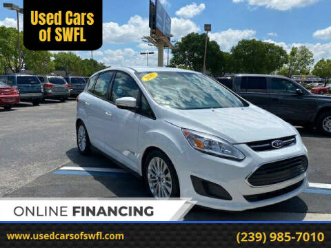 2017 Ford C-MAX Hybrid for sale at Used Cars of SWFL in Fort Myers FL