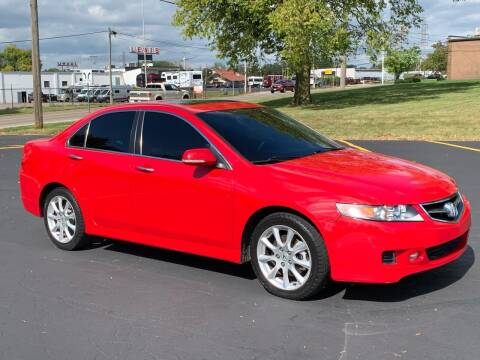 2006 Acura TSX for sale at Dittmar Auto Dealer LLC in Dayton OH