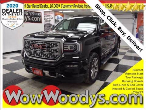 2017 GMC Sierra 1500 for sale at WOODY'S AUTOMOTIVE GROUP in Chillicothe MO