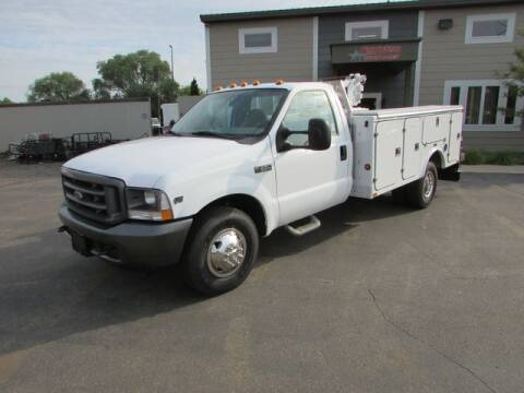 2004 Ford F-350 Super Duty for sale at NorthStar Truck Sales in Saint Cloud MN