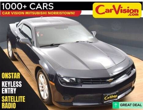 2014 Chevrolet Camaro for sale at Car Vision Buying Center in Norristown PA