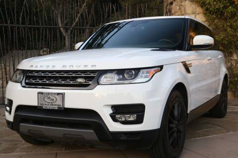 2015 Land Rover Range Rover Sport for sale at Milpas Motors in Santa Barbara CA