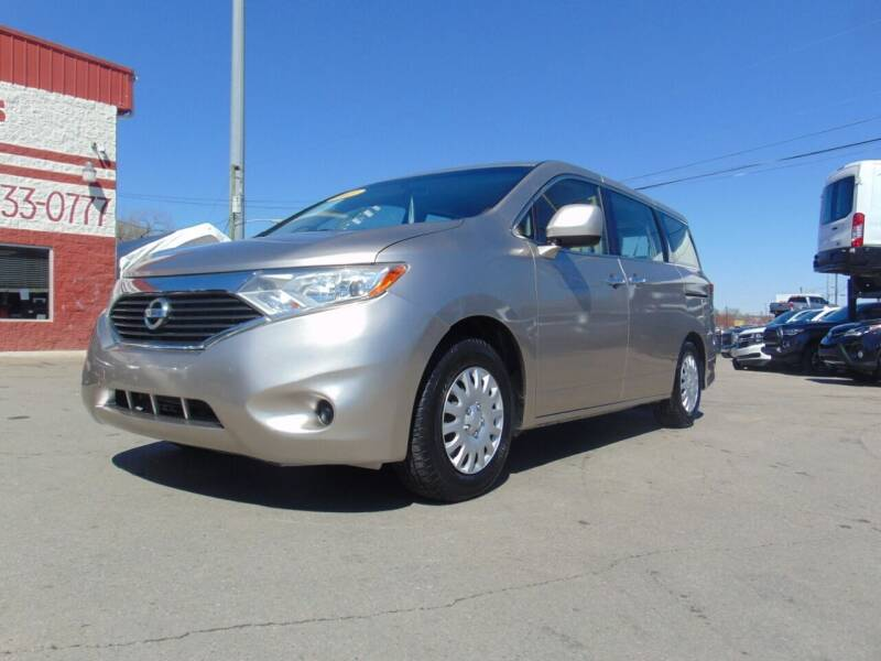 2013 Nissan Quest for sale at Tennessee Imports Inc in Nashville TN