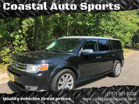 2009 Ford Flex for sale at Coastal Auto Sports in Chesapeake VA