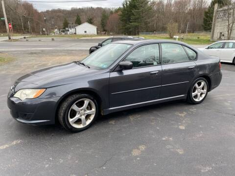 2009 Subaru Legacy for sale at Edward's Motors in Scott Township PA