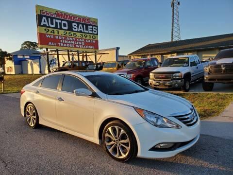 2014 Hyundai Sonata for sale at Mox Motors in Port Charlotte FL
