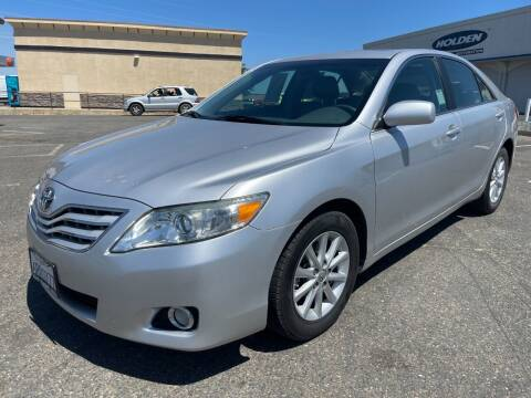 2011 Toyota Camry for sale at Deruelle's Auto Sales in Shingle Springs CA