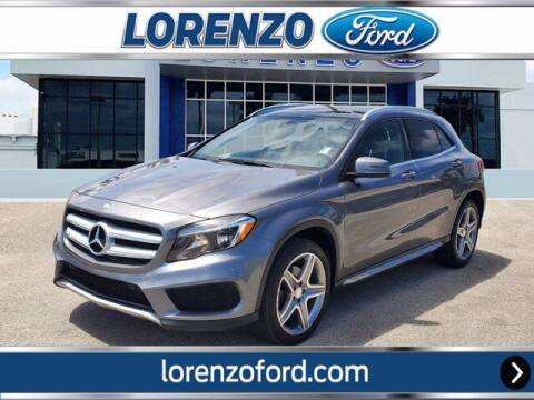 2016 Mercedes-Benz GLA for sale at Lorenzo Ford in Homestead FL