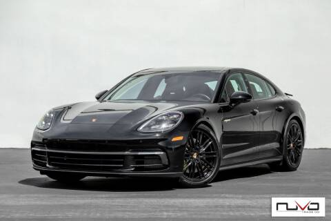 2018 Porsche Panamera for sale at Nuvo Trade in Newport Beach CA