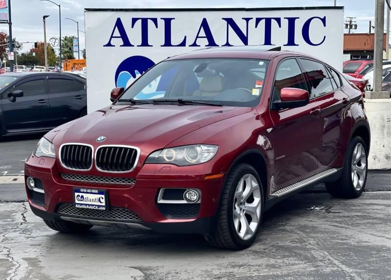 2013 BMW X6 for sale at Atlantic Auto Sale in Sacramento CA