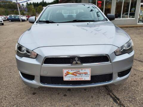 2009 Mitsubishi Lancer for sale at Extreme Auto Sales LLC. in Wautoma WI