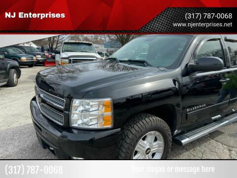 2013 Chevrolet Silverado 1500 for sale at NJ Enterprises in Indianapolis IN