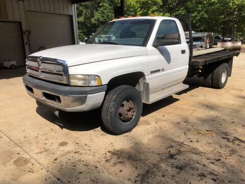 2001 Dodge Ram Chassis 3500 for sale at M & W MOTOR COMPANY in Hope AR