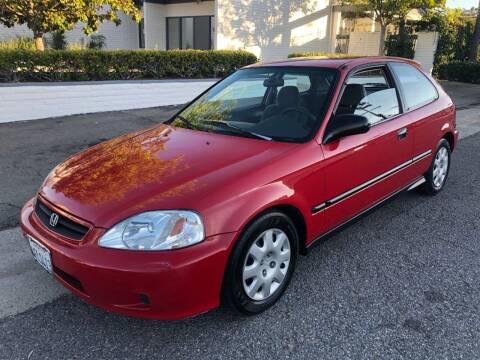 1999 Honda Civic for sale at Ricos Auto Sales in Escondido CA
