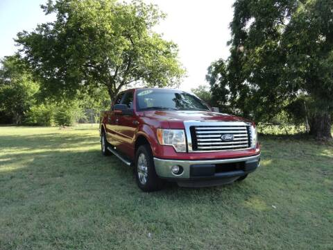 2011 Ford F-150 for sale at Vamos-Motorplex in Lewisville TX