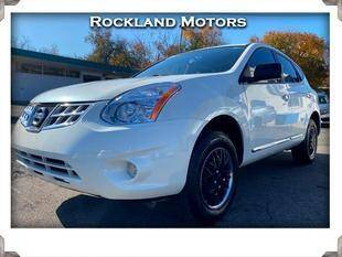 2011 Nissan Rogue for sale at Rockland Automall - Rockland Motors in West Nyack NY