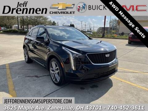 2019 Cadillac XT4 for sale at Jeff Drennen GM Superstore in Zanesville OH