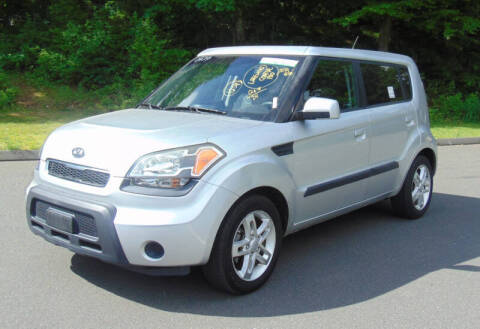 2010 Kia Soul for sale at Lakewood Auto in Waterbury CT