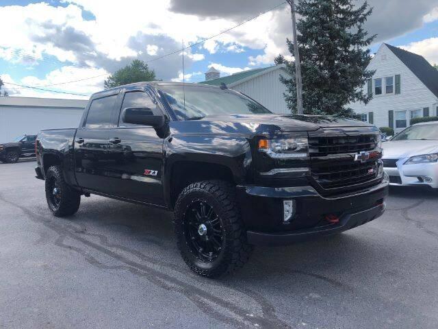 2016 Chevrolet Silverado 1500 for sale at Tip Top Auto North in Tipp City OH