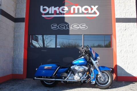 2007 Harley-Davidson Electra Glide for sale at BIKEMAX, LLC in Palos Hills IL