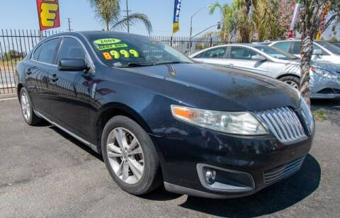 2009 Lincoln MKS for sale at GQC AUTO SALES in San Bernardino CA