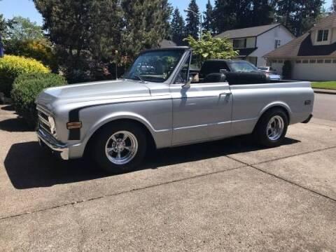 1971 Chevrolet Blazer for sale at Classic Car Deals in Cadillac MI