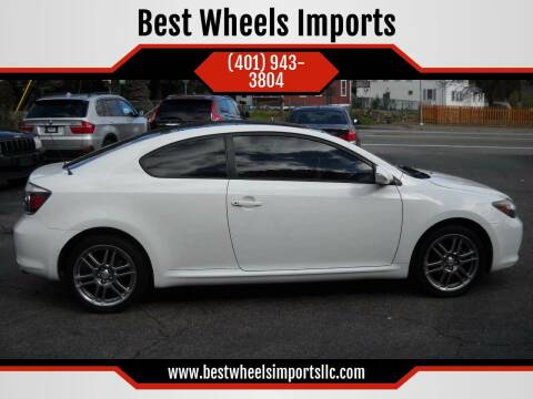 2010 Scion tC for sale at Best Wheels Imports in Johnston RI