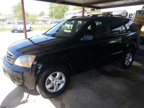 2007 Kia Sorento for sale at Nile Auto in Fort Worth TX