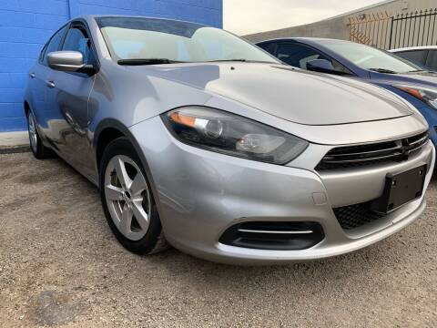 2015 Dodge Dart for sale at Boktor Motors in Las Vegas NV