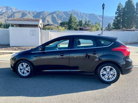 2012 Ford Focus for sale at Autos Direct in Costa Mesa CA