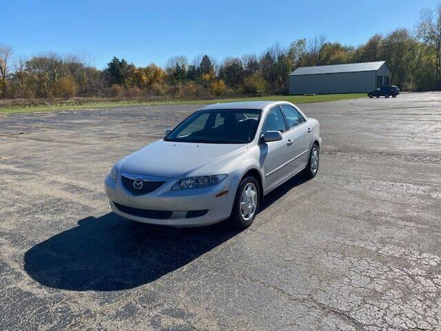 2003 Mazda MAZDA6 for sale at Caruzin Motors in Flint MI