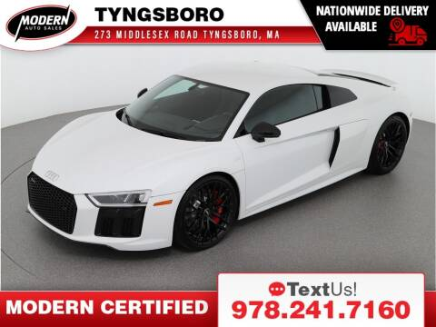 2018 Audi R8 for sale at Modern Auto Sales in Tyngsboro MA