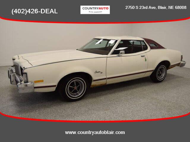 1976 Mercury Cougar for sale in Blair, NE