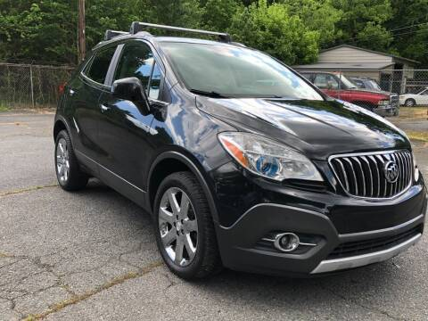 2013 Buick Encore for sale at Victory Auto Sales in Randleman NC