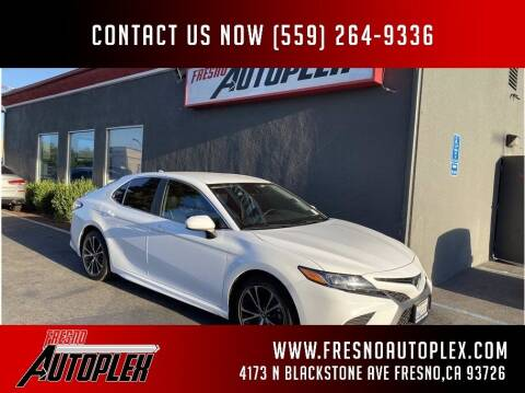 2020 Toyota Camry for sale at Fresno Autoplex in Fresno CA