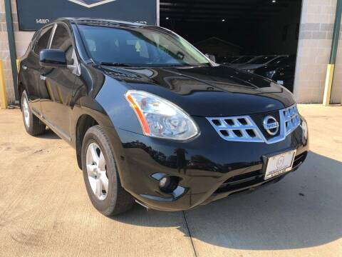 2013 Nissan Rogue for sale at KAYALAR MOTORS - ECUFAST HOUSTON in Houston TX