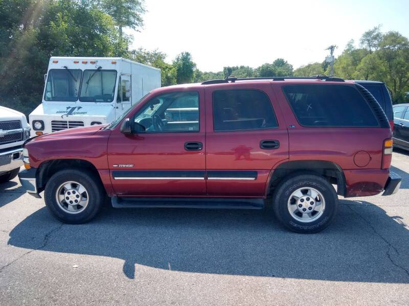 2001 Chevrolet Tahoe for sale at Savior Auto in Independence MO